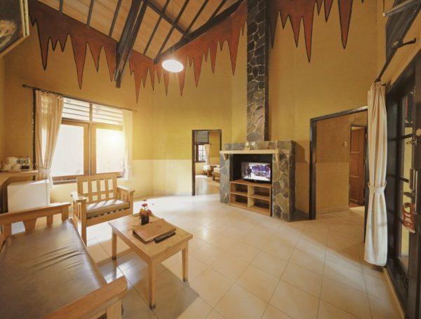 Bungalow Grand Deluxe Lion 2 Bedroom Royal Safari Garden
